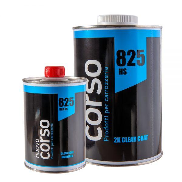 Nuovo Corso 825 HS 2К лак с отвердителем